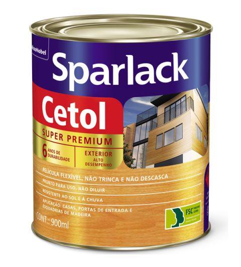 Cetol Sparlack Imbuia Acetinado 0.900L