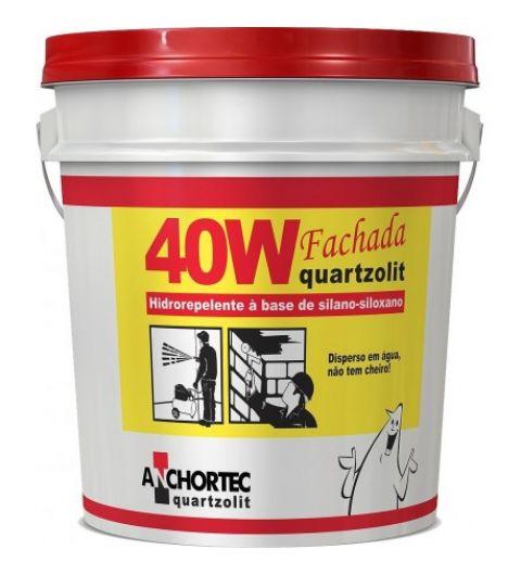 Impermeabilizante 40W Fachada 3.6L - Anchortec