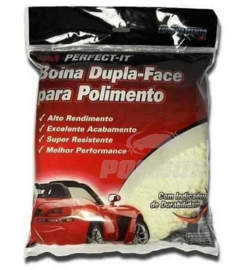 Boina Dupla Face Normal 3M