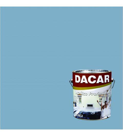 Dacar Acrilico Profissional Fosco Azul Céu 3.6L