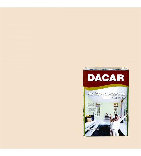 Dacar Profissional Acrilico Fosco Bianco Sereno 18L