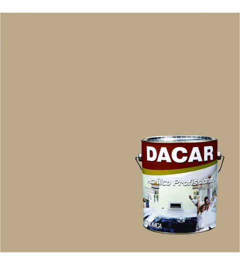 Dacar Acrilico Profissional Fosco Camurça 3.6L