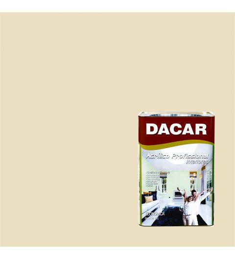 Dacar Profissional Acrilico Fosco Marfim 18L