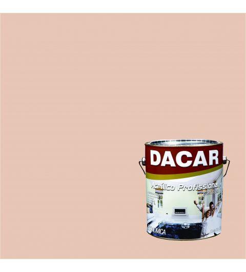 Dacar Profissional Acrilico Fosco Pessego3.6L