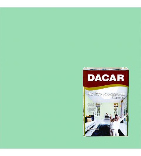 Dacar Profissional Acrilico Fosco Verde Piscina 18L