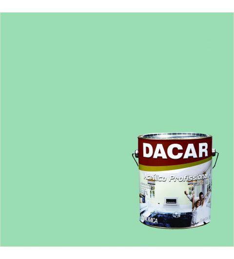 Dacar Profissional  Acrilico Fosco Verde Piscina 3.6L