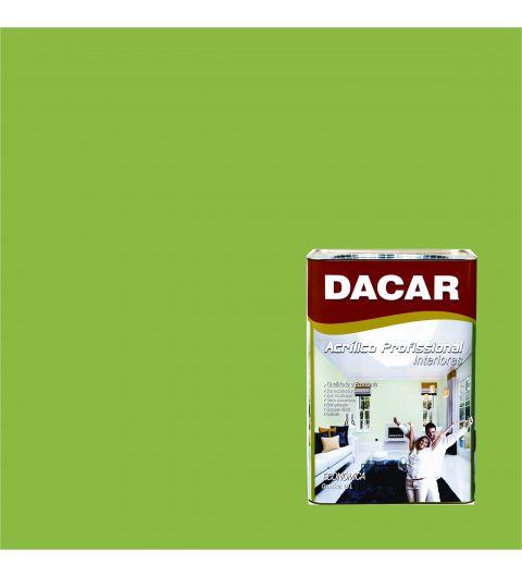 Dacar Profissional Acrilico Fosco Verde Tropical 18L