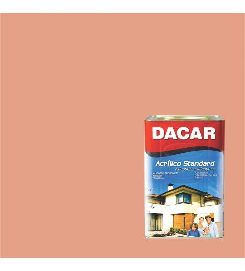 Dacar Acrilico Standard Fosco Flamingo 18L