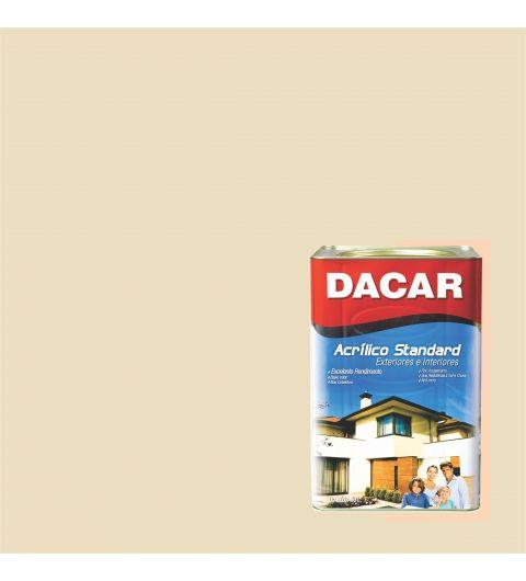 Dacar Acrilico Standard Fosco Marfim 18L