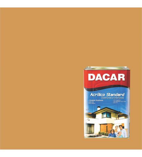 Dacar Acrilico Standard Fosco Marrocos 18L