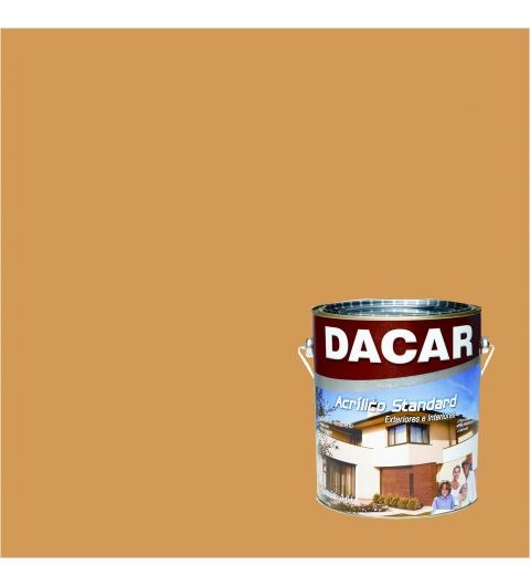 Dacar Acrilico Standard Fosco Marrocos 3.6L