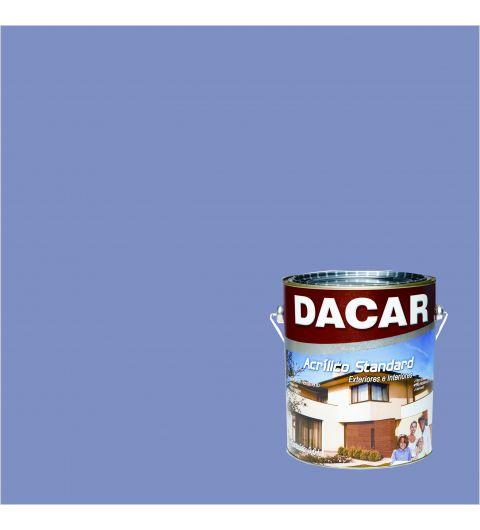 Dacar Acrilico Standard Fosco Mediterrâneo 3,6L