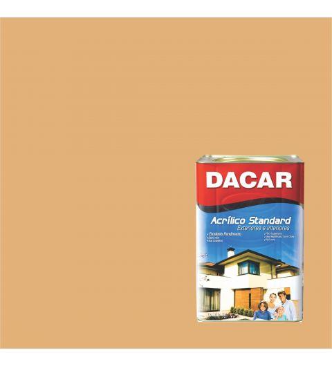 Dacar Acrilico Standard Fosco Mel 18L