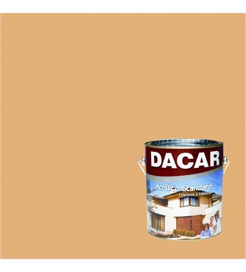 Dacar Acrilico Standard Fosco Mel 3.6L