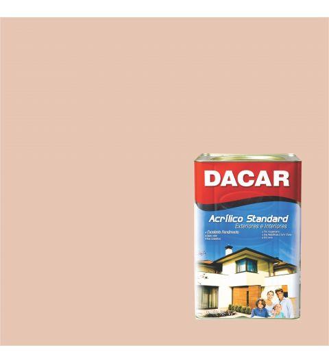 Dacar Acrilico Standard Fosco Pessego 18L