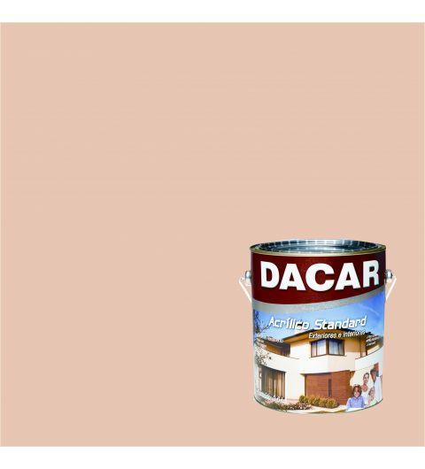 Dacar Acrilico Standard Fosco Pessego 3.6L
