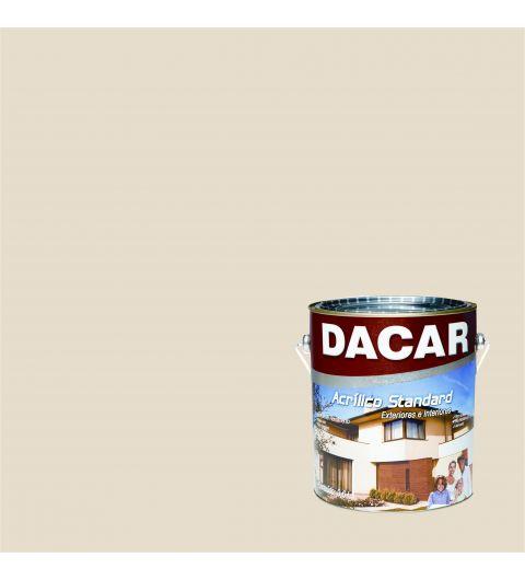 Dacar Acrilico Standard Fosco Palha 3.6L