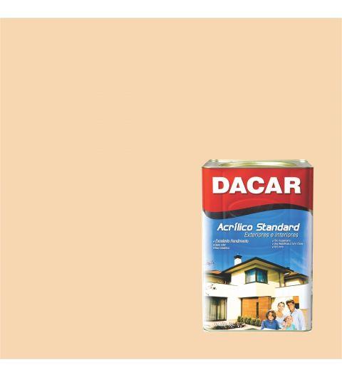 Dacar Acrilico Standard Fosco Vanila 18L