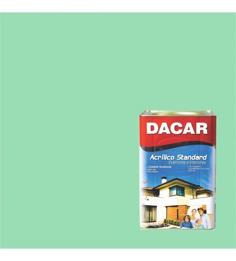 Dacar Acrilico Standard Fosco Verde Piscina 18L