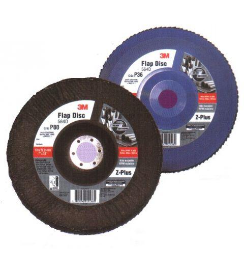 Disco De lixa Flap 60 3M
