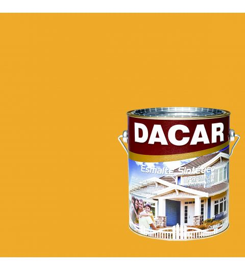 Dacar Esmalte Sint Brilhante Amarelo 3.6L
