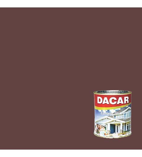 Dacar Esmalte Sint Brilhante Marrom 0.900L