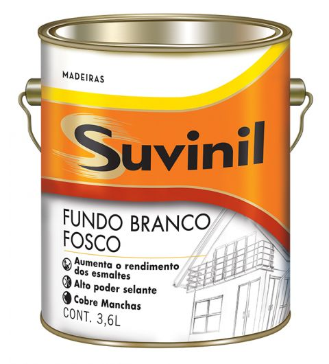 Fundo Branco Suvinil 3.6L