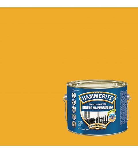 Hammerite Esmalte Brilhante Amarelo 2.4L