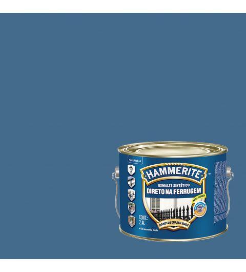 Hammerite Esmalte Brilhante Azul 2.4L