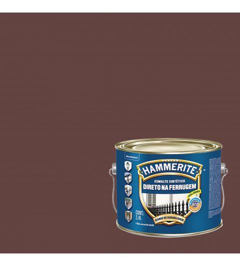 Hammerite Esmalte Brilhante Marrom 2.4L