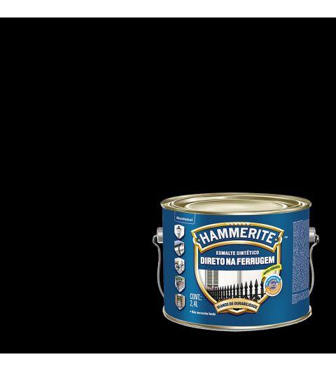 Hammerite Esmalte Brilhante Preto 2.4L