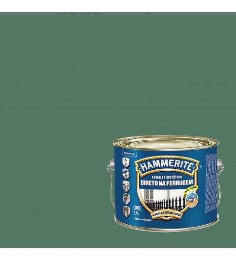 Hammerite Esmalte Brilhante Verde 2.4L