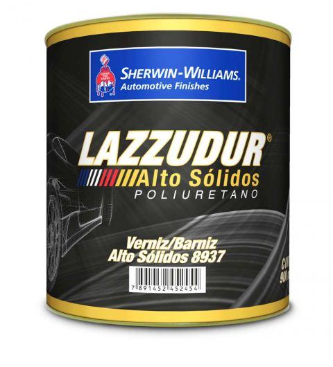 Verniz Automotivo Alto Solidos 8937 900ml Comp. A - Lazzuril