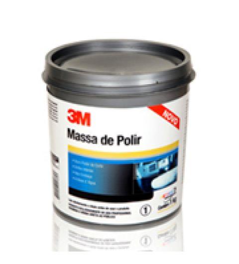 Massa Para Polimento 1Kg - 3M 0d7cd6f5307