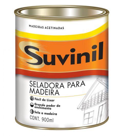 Seladora Madeira Suvinil 0.900L