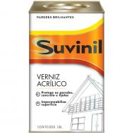 Verniz Acrilico 18L - Suvinil