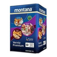 Verniz tingidor mogno brilhante 18l Montana