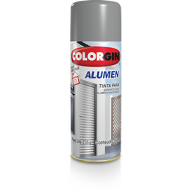 Spray Colorgin  Alumen Branco 350ML