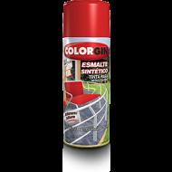 Tinta Spray Fosco Esmalte Sintético Branco 300ml - Colorgin