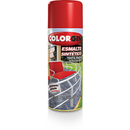 Spray Esmalte Sint Colorgin Branco Fosco 300ML