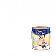 Tinta Acrílica 3 Em 1 Branco 3.6L - Coral