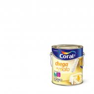 Tinta Acrílica Chega De Mofo Branco 3.6L - Coral