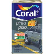 Tinta Piso Azul 18L - Coral