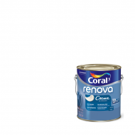 Tinta Acrílica Renova Branco Fosco 3.2L