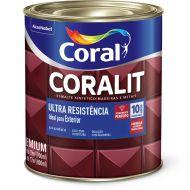 Esmalte Sintético Coralit Ultra Resist Alto Brilho Colorado 900ml - Coral