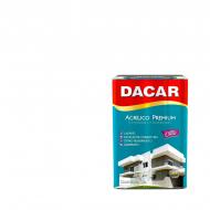 Tinta Acrílica Branco Neve Fosco 18L - Dacar