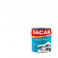Tinta Acrílica Branco Neve Semi Brilho 3,6L - Dacar