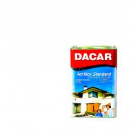 Tinta Acrílica Standard Branco Neve  Bd Plastico 18L - Dacar