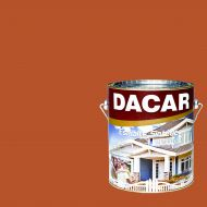 Esmalte Sintético Laranja 3,6L - Dacar