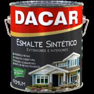 Esmalte Sintético Branco Acetinado 3,6L - Dacar